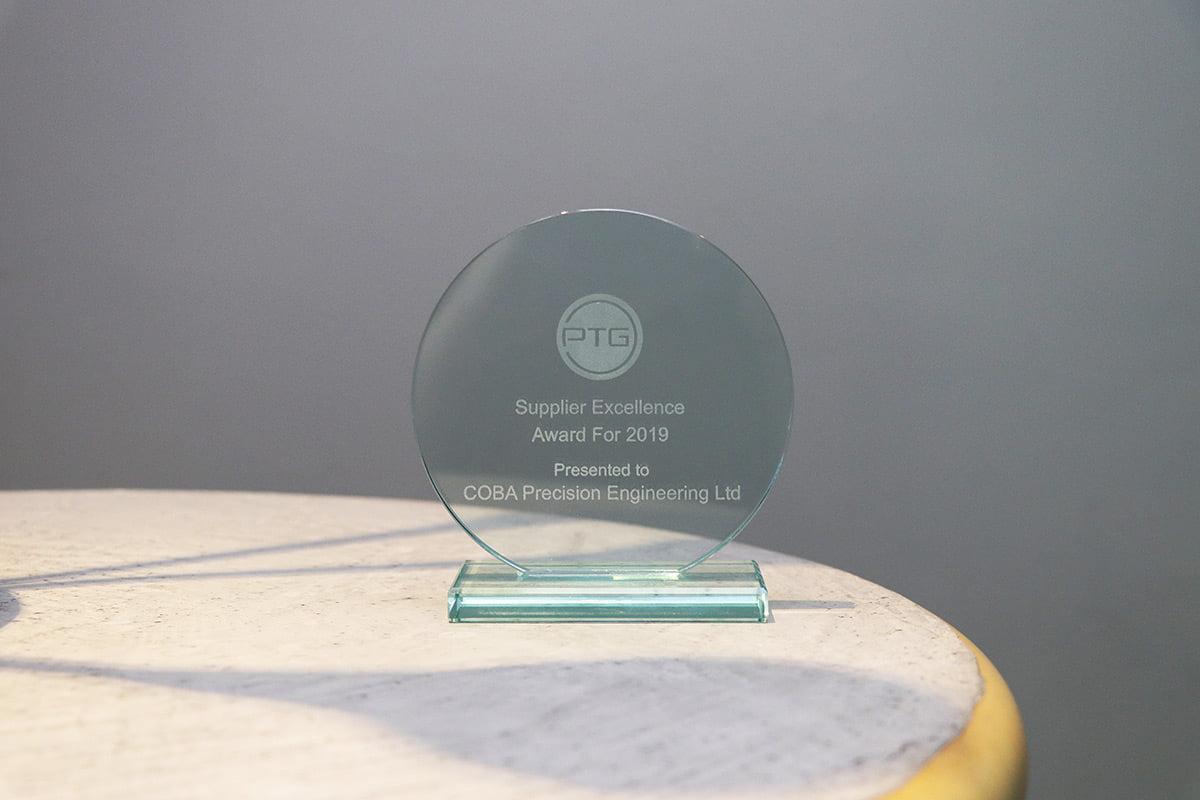 COBA Precision Award 2019