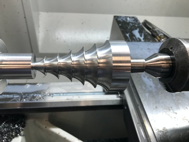 Precision Tree Turning and Milling
